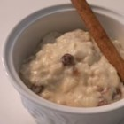 Rice Pudding - This is my Mom's recipe for homemade creamy rice pudding. Hope you enjoy it.