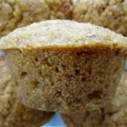 Vegan Agave Cornbread Muffins - This vegan cornbread is made with whole-wheat flour and sweetened with agave syrup.