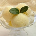 Orange Sherbet II - No ice cream maker is needed for this sherbet made with orange juice and evaporated milk.