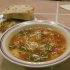 Dad's Escarole and Bean Soup