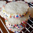 Grandma Minnie's Old Fashioned Sugar Cookies - This is a recipe for classic sugar cookies.  Get creative and make or cut fun shapes, and use colored sugar, if desired.