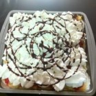 Photo of: Banana Split Cake IV - Recipe of the Day
