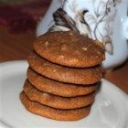 Soft Apple Butter Delights - This cookie has a nutty character and is also quite nutritious!