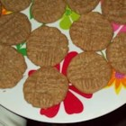 Really Basic Peanut Butter Cookies