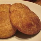 Snickerdoodle Supreme - My recipe uses nutmeg as part of the ingredients to roll the cookies in before baking.