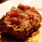 The Best Meatloaf - Baked meatloaf with green pepper, onion and steak sauce. Goes great with rice pilaf, glazed carrots and a green salad.