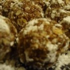 Eskimo Cookies - These are delicious no-bake little round ball type cookies.