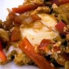 Chakchouka (Shakshouka) Recipe