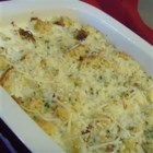 Crab Brunch Casserole - A delicious casserole - elegant enough for a Sunday brunch!