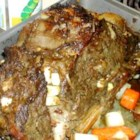 Prime Rib Roast - This very flavorful roast is appropriate for any special occasion. The marinade in this recipe tenderizes the roast and the leftovers make fantastic sandwiches.