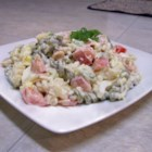 Italian Pasta Salad II - You can add chopped pepperoni, leftover cooked chicken or turkey to this already hearty pasta dish.