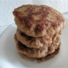 Asian Turkey Burgers - Jeanette Saskowski uses garlic, ginger and soy sauce to turn ground turkey into moist tender patties. 'They're winners at my house,' says the Antioch, Tennessee cook. Plus, the flavorful fare is frugal as well at only 45¢ a burger.