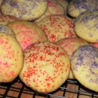 Old Time Soft Sugar Cookies - Delicious and easy drop sugar cookie!