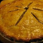 Vegetarian Tourtiere - Tourtiere is a traditional meat pie served in French-speaking areas of Canada for Reveillon, a Christmas or New Years Eve party. Add this savory vegetarian main dish to your repertoire this holiday season and keep everyone around your table happy and satisfied.