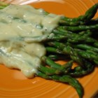 Smoked Asparagus - Love smoked foods? Love asparagus? This mild but flavorful asparagus and garlic dish made originally in an iron skillet on the top of the smoker is the perfect side to any smoked meat. If you like asparagus, you will love this! So far, everyone has enjoyed it. I hope you do, too.