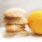 Vegan Lemon Poppy Scones - Delicious lemon poppy scones that happen to be vegan.  Note, this recipe can be changed up quite easily.  And the proportions are pretty forgiving, too.