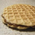 Stroopwaffels I - A wonderful very-difficult-to-find Dutch recipe from a Dutch friend of mine. Delicious and addicting.