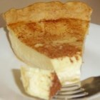 Ricotta Cheese Pie I - To make this pie 's creamy, delicately-flavored filling, combine eggs, ricotta, milk, vanilla, sugar and cornstarch, and then pour it into a prepared crust. Bake the pie for an hour until it 's set. Serve with sweetened, sliced strawberries.
