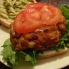 Mexican Bean Burgers - These burgers can be baked, grilled, or fried.  Great served on a bun with avocado, lettuce, sour cream, and cheese.