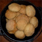 Yeast Hot Rolls - These rolls are excellent and easy. This is one of the best yeast roll recipes I have ever made. Originally submitted to ThanksgivingRecipe.com.