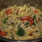 Quick Chicken and Noodles - Your favorite combination of frozen vegetables tailors this quick dish to your preferences.  Just cook them with chicken, spices and noodles for a meal in a hurry.