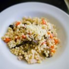 Creamy Roasted Vegetable Pasta Salad