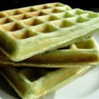 Holiday Waffles - Your choice of food coloring makes these waffles the breakfast of choice for a variety of holidays.