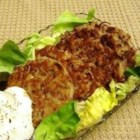 Anne's Potato Pancakes - Easy and tasty potato pancakes. Serve with sour cream, applesauce, and/or ketchup.