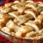 No Sugar Apple Pie - A good pie for the diabetic or for someone watching their weight. Contains no artificial sweeteners!