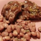 WV's Finest Boneless Ribs - My sister and I have 'Rib Cook-offs' quite often and I always seem to win with this recipe. It is a chili sauce based recipe and it is the best I've experimented with so far.