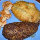 Individual Beef Wellingtons - This is a particularly elegant way to serve a popular dinner-party entree of filet steaks wrapped in puff pastry, and saves carving at the table.