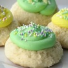 Butter Icing for Cookies - Perfect for cookies - not too soft - not too hard - just right.