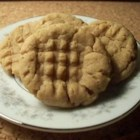 Quick Peanut Butter Cookies - I had to make cookies at the last minute for a school function and  a friend gave me this quick and easy recipe. From start to finish, this only takes about 30-45 minutes and the taste is like you spent  hours in the kitchen. You might want to make a double batch, because  they will be gone before you know it. ENJOY!!