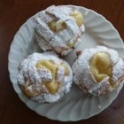 Pasticiotti - This is an Italian pastry filled with a creamy pudding. I got the recipe from an Italian family I use to work for many years ago. Try different fillings if you desire, chocolate cream or ricotta.