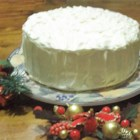 White Chocolate Cake - This is a very heavy white chocolate cake with a white chocolate frosting. It is a family favorite that is requested at every family gathering.