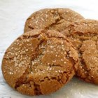 Molasses Sugar Cookies - These are a wonderful chewy spice cookie. They are drop cookies that keep very well. I make them at the beginning of the holiday season and they keep all the way to New Year's!