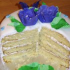 Aunt Bert's White Cake - This is a very old recipe that I got from my deceased friend Holli's Aunt Bert.  Everyone will love it.