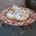 Big Soft Sugar Cookie Cakes - The title says it all. Everyone who has ever tasted these has asked for the recipe. Don't be alarmed at the amount of flour, it is correct. The dough is pretty thick.