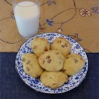 Banana Chocolate Chip Cookies - This recipe uses very ripe bananas, the ones which you would not want to eat.  The riper the bananas are, the more flavor they have.