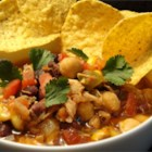 Easy and Tasty Chicken Tortilla Soup - This simple version of chicken tortilla soup uses canned soup, beans, and tomatoes to help get dinner to the table quickly.