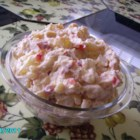 Spicy Dill Potato Salad - A potato salad from the wilder side combines the big, bold tastes of roasted sweet peppers and onion, chipotle peppers in adobo sauce, and horseradish mustard for a spicy and flavorful side dish.