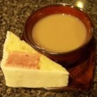 Battenburg Cake - This is a fancy tea cake with marzipan.