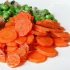Maple Dill Carrots - Melted butter, brown sugar, and dill complement the carrots while bringing out their natural flavor. This recipe is number 1 on the request list when friends come for dinner.