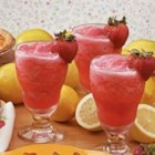Strawberry Lemonade Slush Recipe