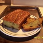 Avocado Quick Bread - A rich and moist spiced quick bread made with avocado. Sounds weird but it's great! This bread is  moist and rich and...GREEN!