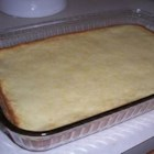 Gooey Butter Cake II - Really good and sweet dessert I got from a friend.