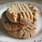 Best Peanut Butter Cookies Ever - Kids will love to help make these easy, flourless peanut butter cookies.