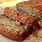 Banana Oatmeal Bread - This is an old family recipe, and it is very moist!