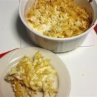 Noodle Kugel (Dairy)  - A slightly sweet egg noodle kugel makes a lovely side dish for a dairy meal, or for a light brunch or lunch.