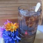 Sweet Iced Tea - Cool and refreshing summer drink made with SPLENDA(R) Granulated Sweetener instead of sugar. Serve in a tall glass over ice.